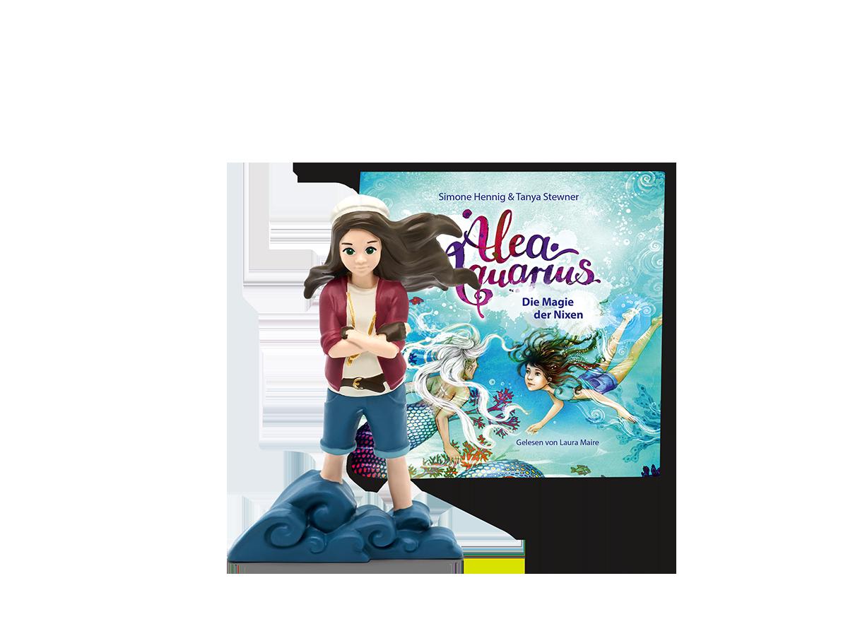 Alea Aquarius - Cover