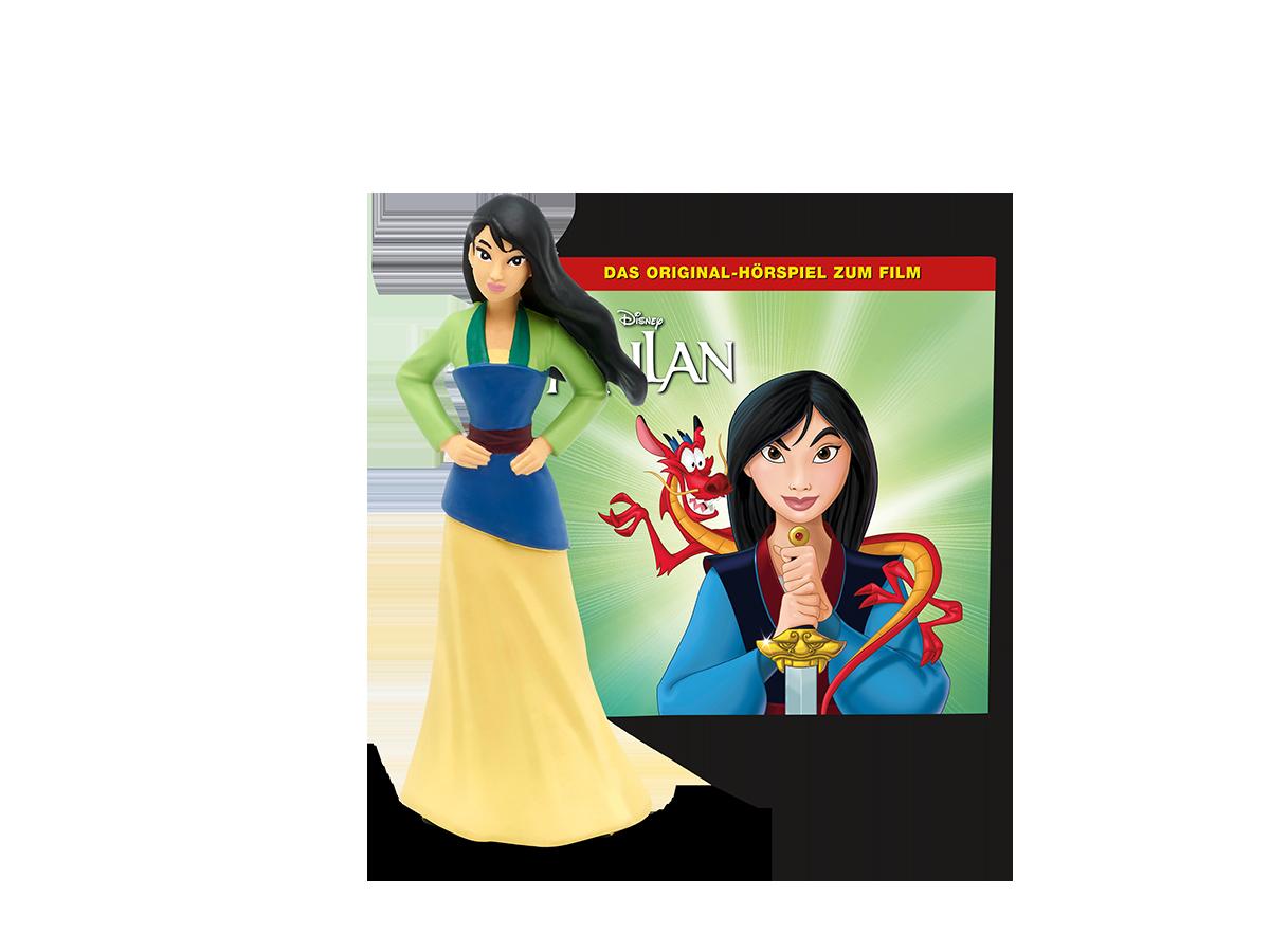 Disney - Mulan - Cover