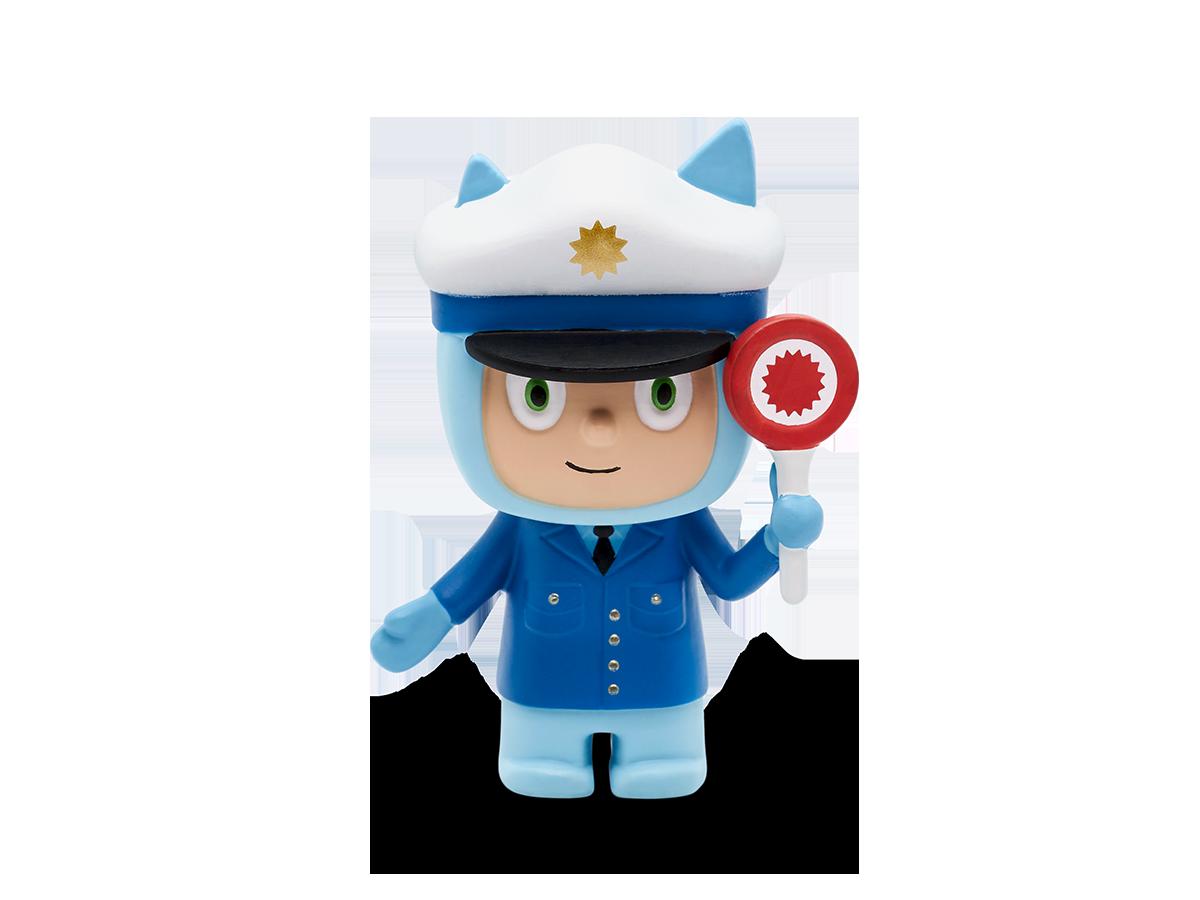 Kreativ-Tonie Polizist - Cover