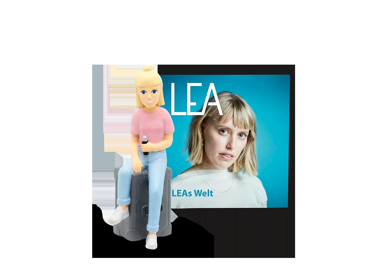 LEA - Cover