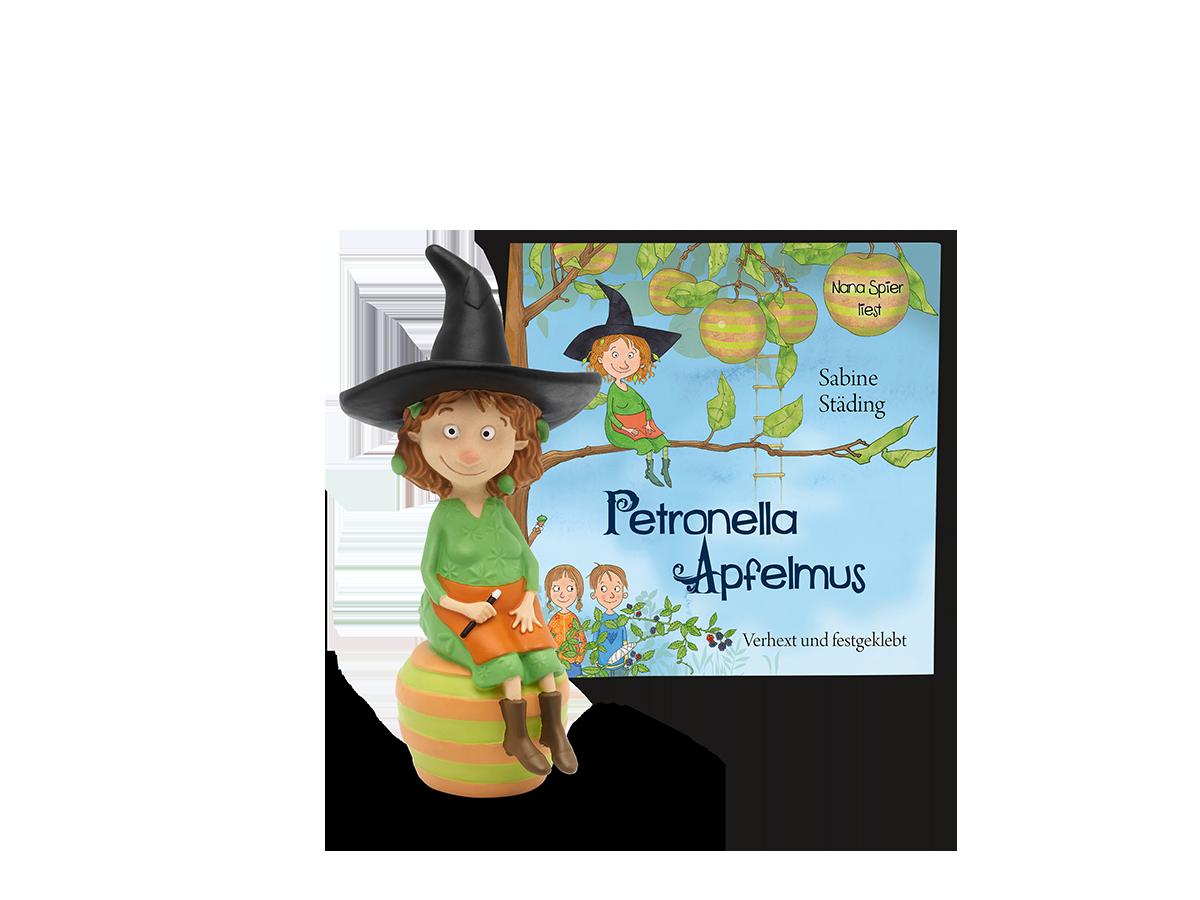 Petronella Apfelmus - Cover