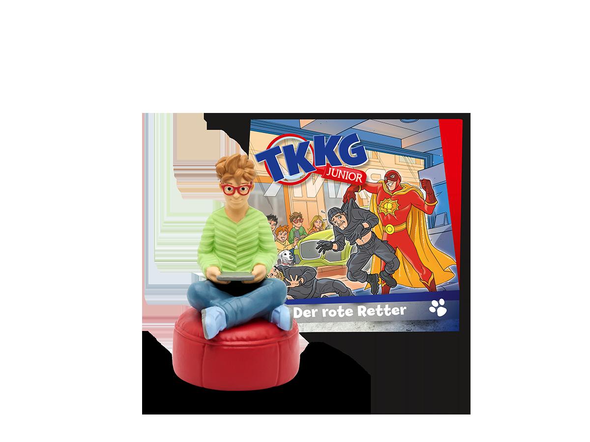 TKKG Junior - Cover