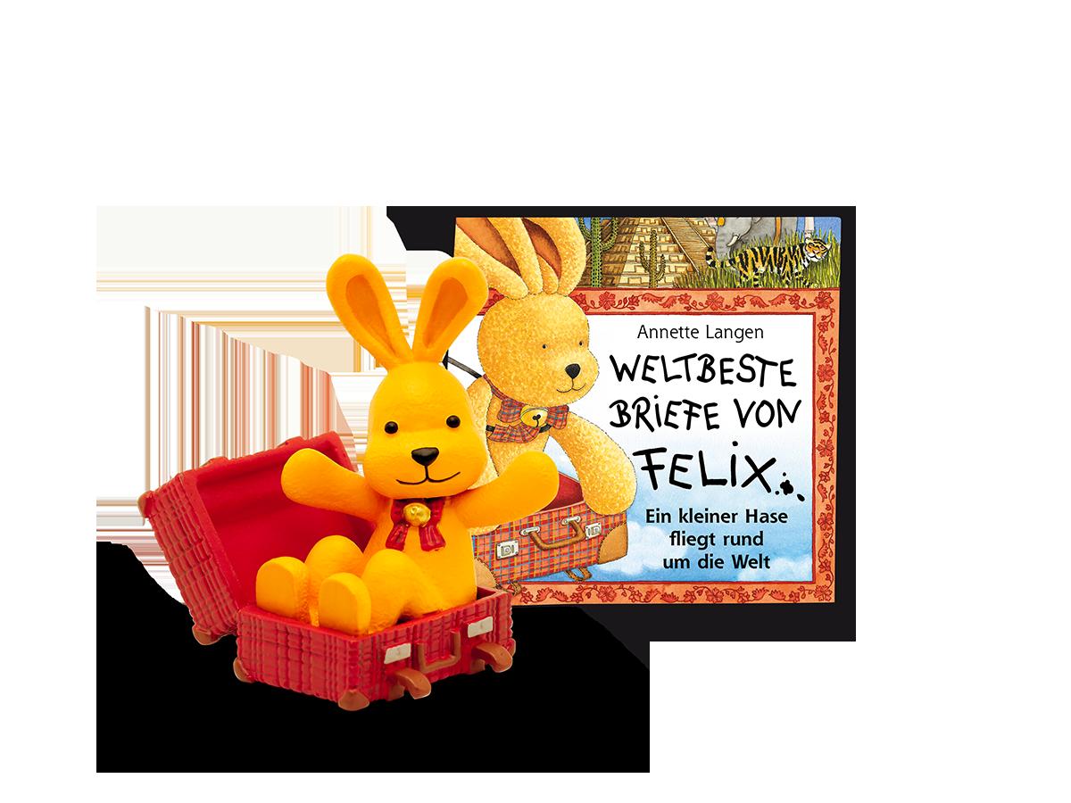 Tonie - Weltbeste Briefe von Felix