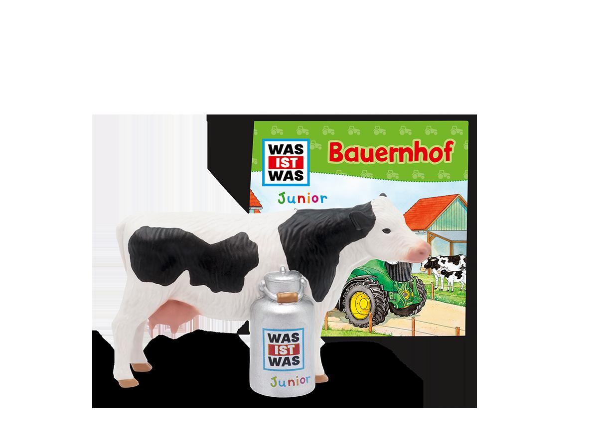 Wieso Weshalb Warum Junior - Der Bauernhof - Cover