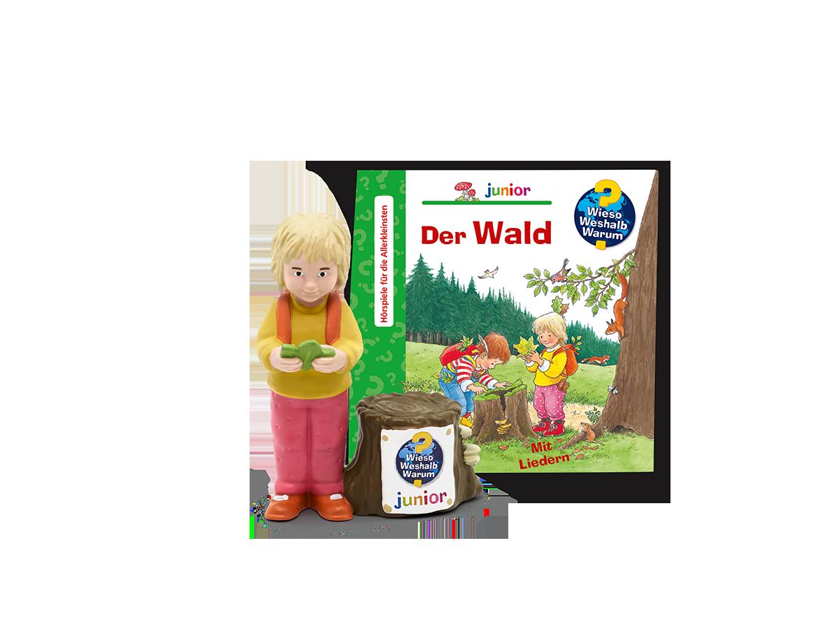 Wieso Weshalb Warum Junior - Der Wald - Cover