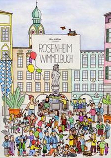 Rosenheim Wimmelbuch
