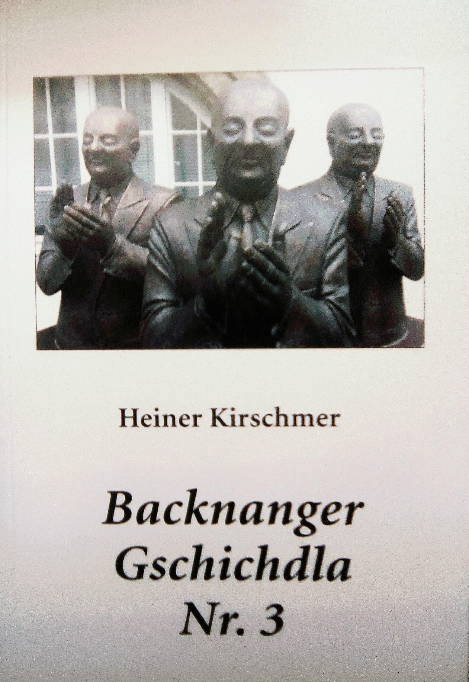 Backnanger Gschichdla Nr. 3