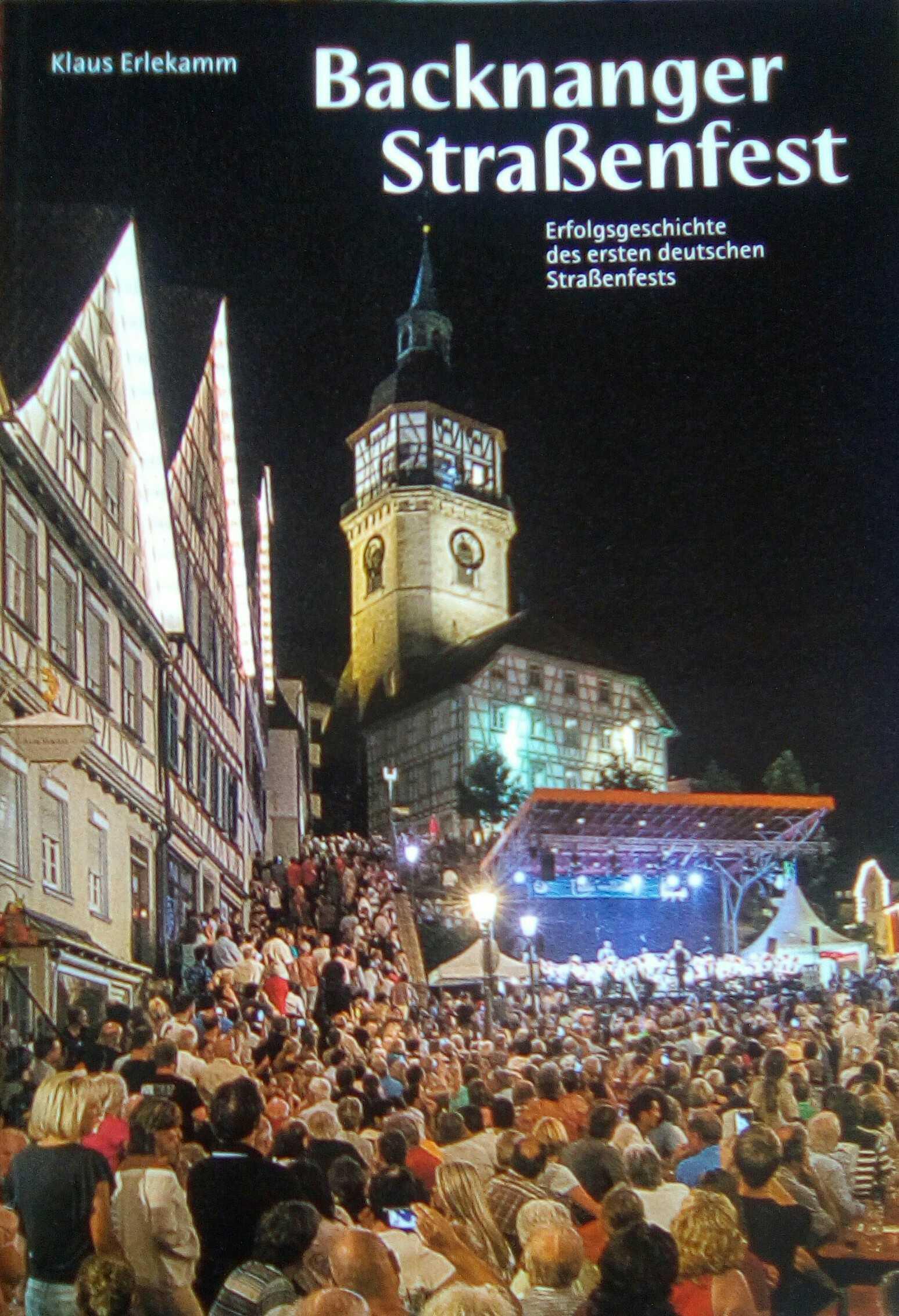 Backnanger Straßenfest