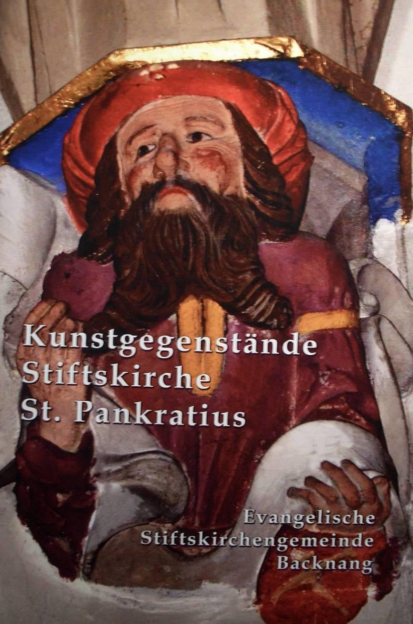 Kunstgegenstände in der Stiftskirche