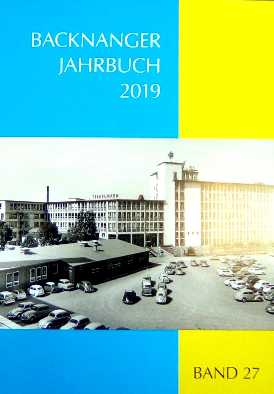 Backnsnger Jahrbuch
