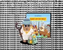 Tonies - Rund um die Welt mit Fuchs und Schaf