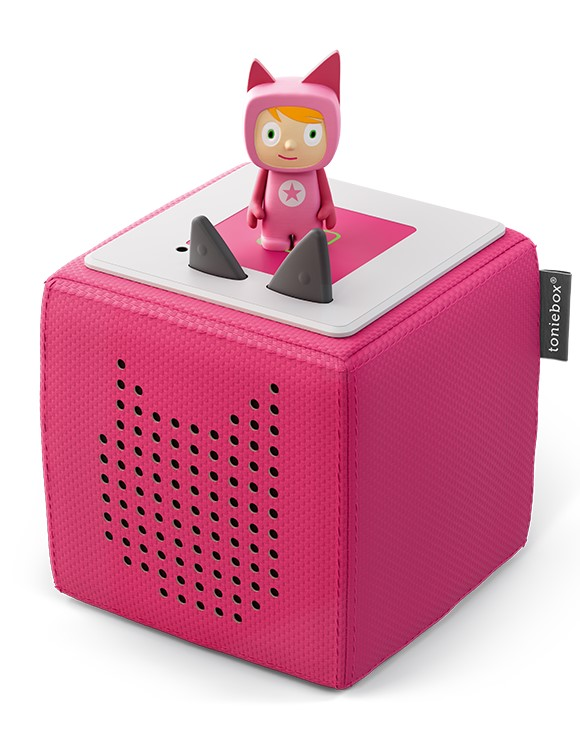 Starterset Toniebox Pink
