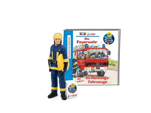 Tonie - Die Feuerwehr / Die Rettungsfahrzeuge