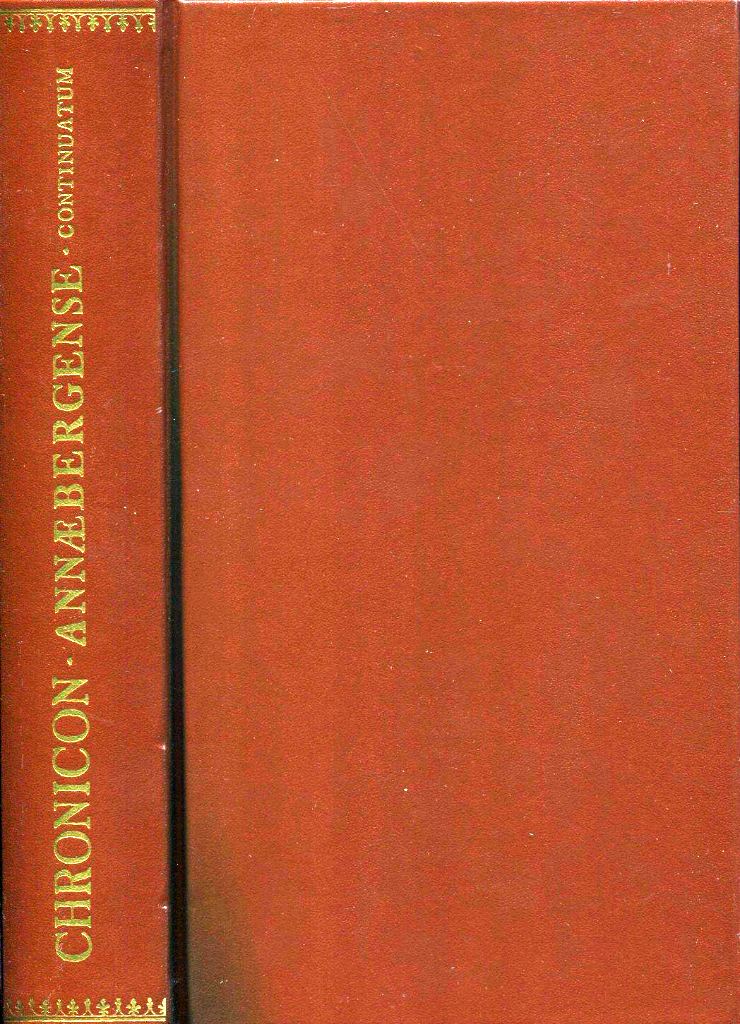 Chronicon Annaebergense continuatum