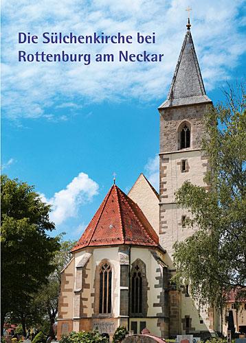 Die Sülchenkirche bei Rottenburg am Neckar