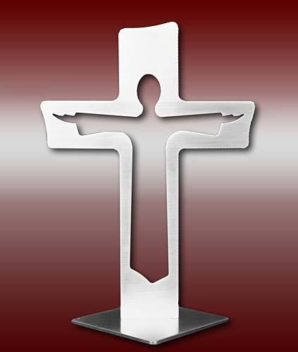 Auferstehungskreuz - Standkreuz - 125