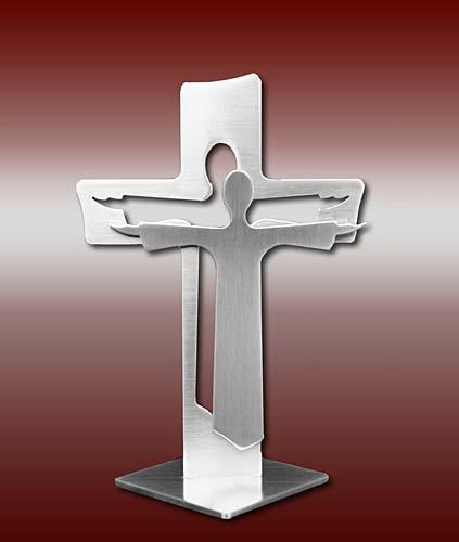 Auferstehungskreuz - Standkreuz-2 - 125