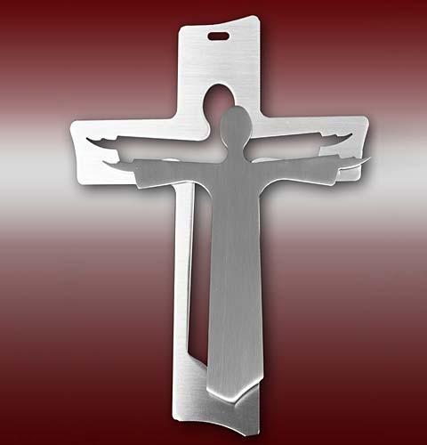 Auferstehungskreuz - Wandkreuz-2 - 190