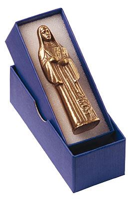Hildegard von Bingen - Bronze