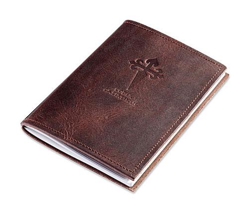 A6 Pilgertagebuch