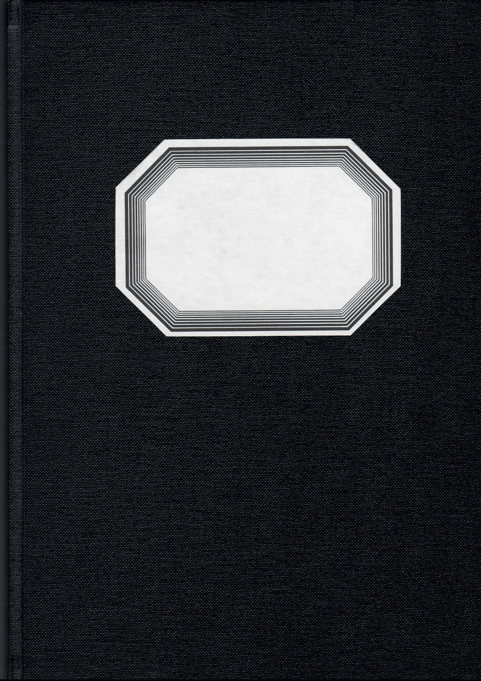10.011 Taufregister - 100 Bogen Einlagen