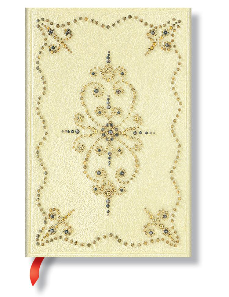 Notizbuch Buttercreme Mini, liniert