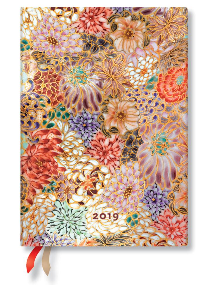 Kalender 2019 - Kikka, Midi (Wochenüberblick)