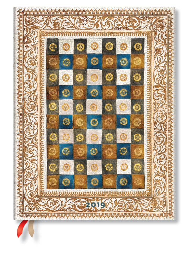 Kalender 2019 - Aureo, Ultra (Vertikaler Wochenüberblick)