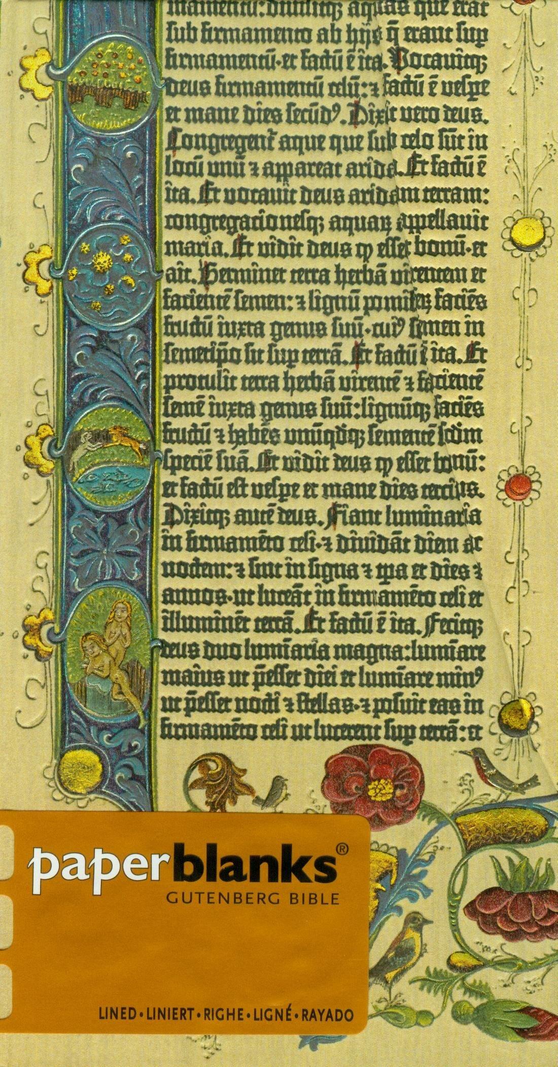 Notizbuch Genesis mit Klappumschlag schlank, liniert