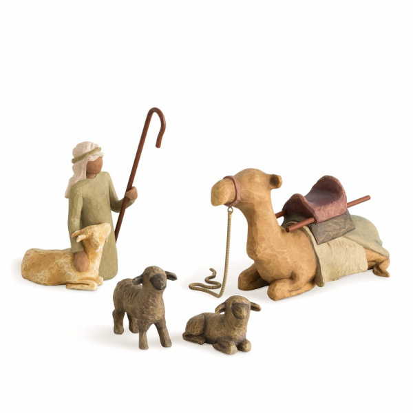 Shepherd & stable animals (26105)