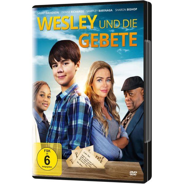 Welsey und die Gebete (DVD) - Cover