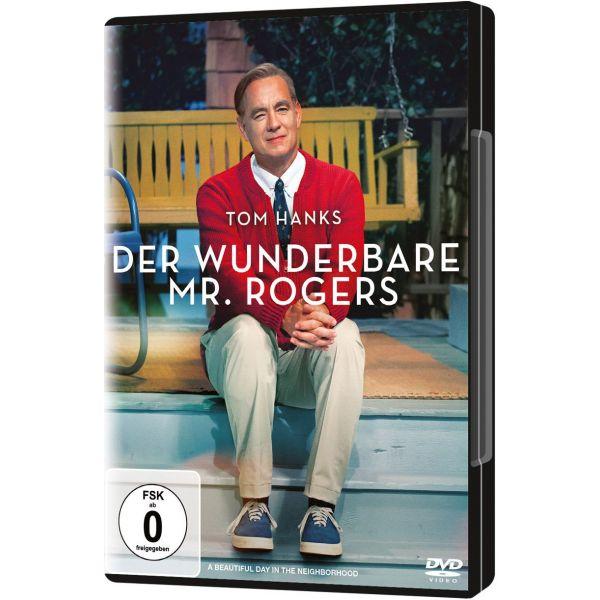 Der wunderbare Mister Rogers DVD - Cover