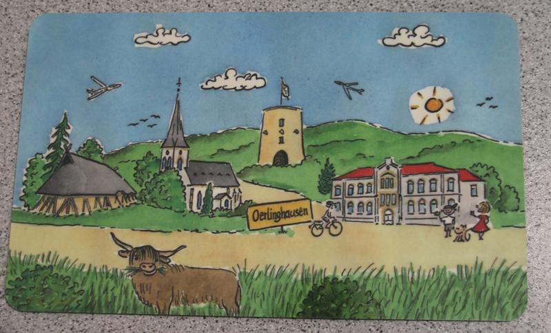 Oerlinghausen Brettchen