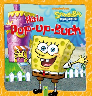 SpongeBob. Mein Pop-up-Buch.