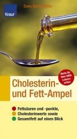 Cholesterin- und Fett-Ampel.