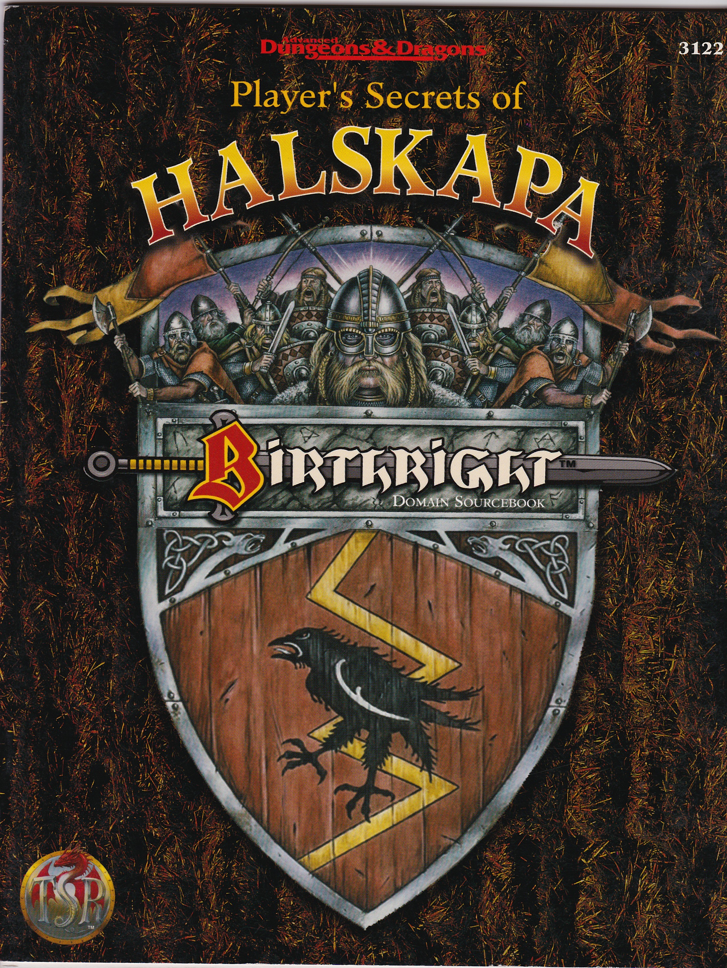 AD&D Birthright, Player's secret of Halskapa