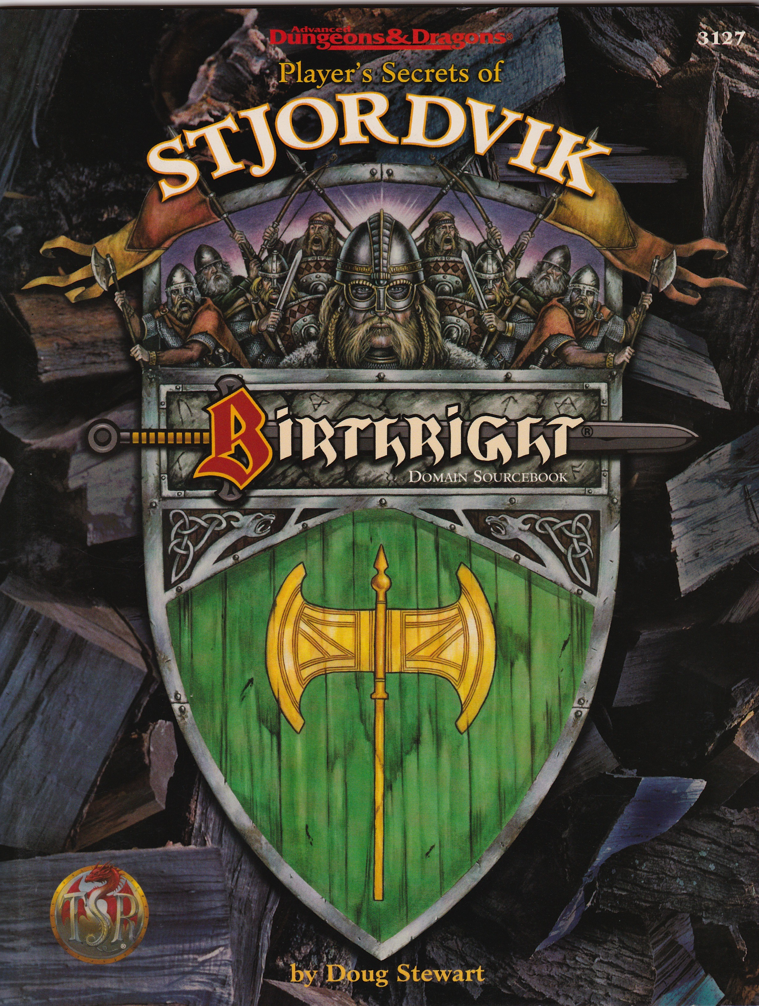 AD&D Birthright, Player's secret of Stjordvik