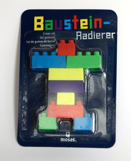 Baustein-Radierer
