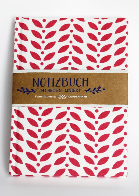 Notizbuch - All about red No.2