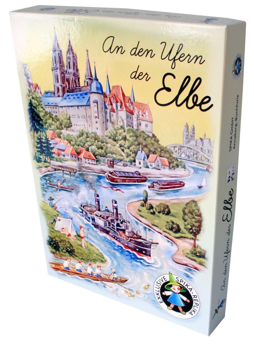 An den Ufern der Elbe