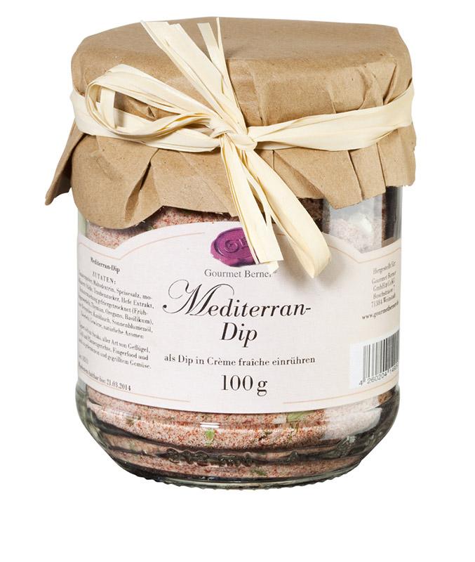 Mediterran-Dip
