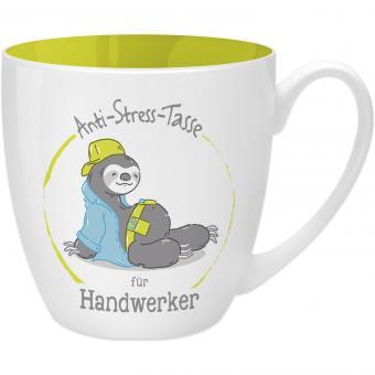 Anti-Stress-Tasse für Handwerker