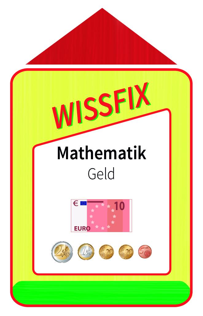 Wissfix Kartensatz Mathematik - Geld