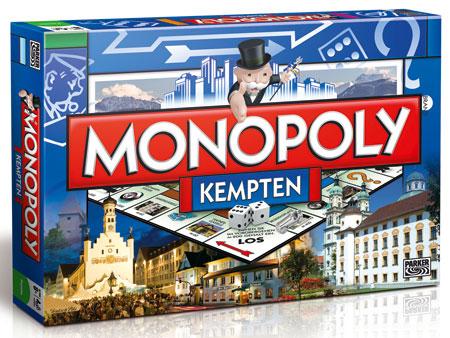 Kempten Monopoly