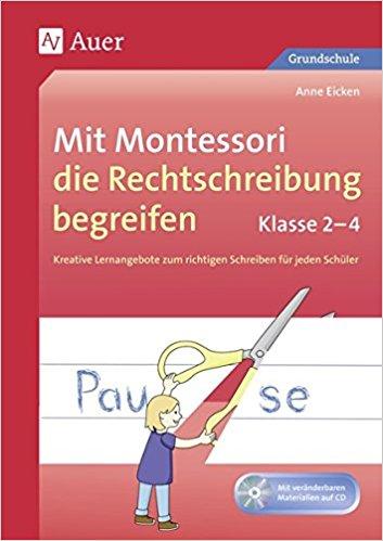 Mit Montessori die Rechtschreibung begreifen 2-4