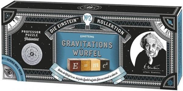 Professor Puzzle: Einsteins Gravitationswürfel
