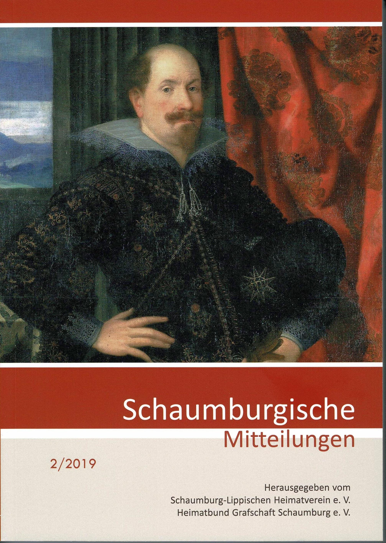 Schaumburgische Mitteilungen 2/2019