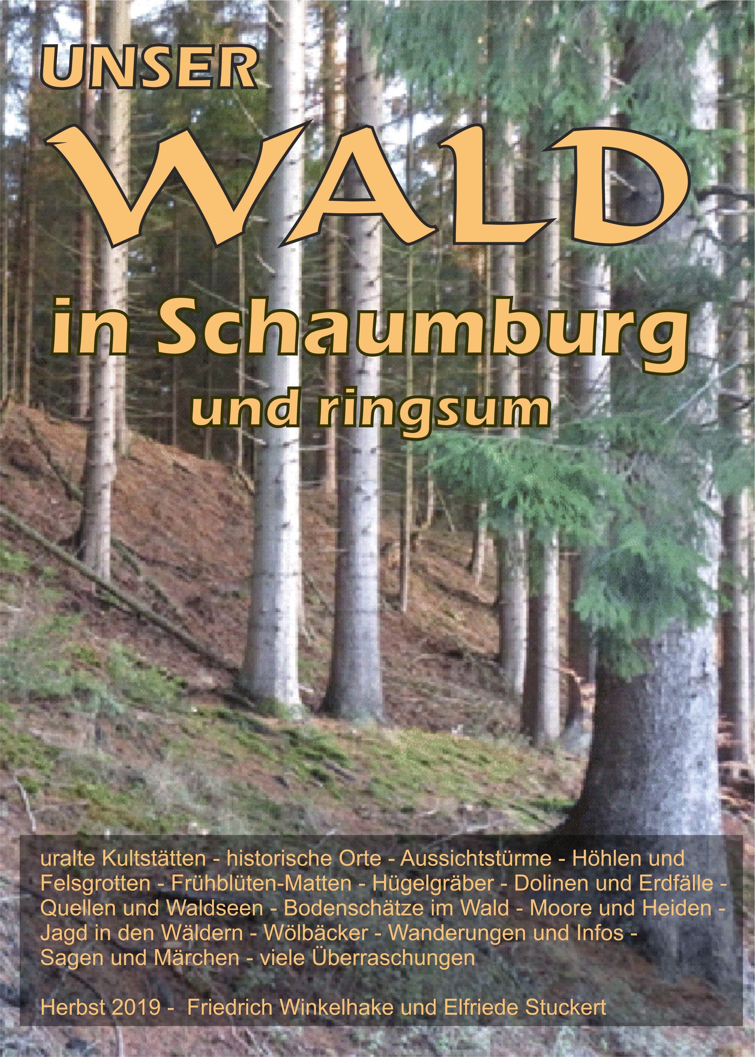 Unser Wald in Schaumburg und ringsum