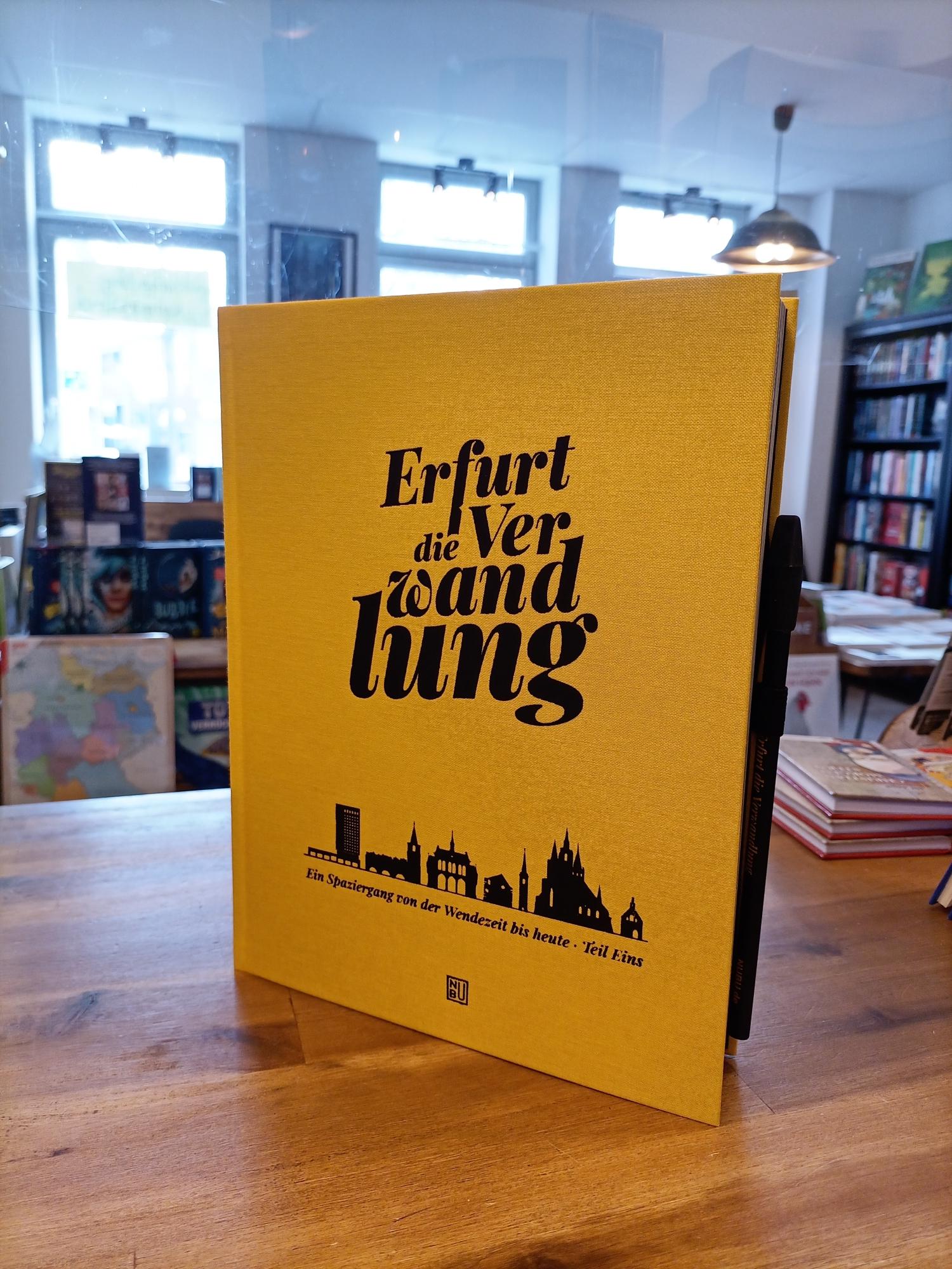 Erfurt - die Verwandlung