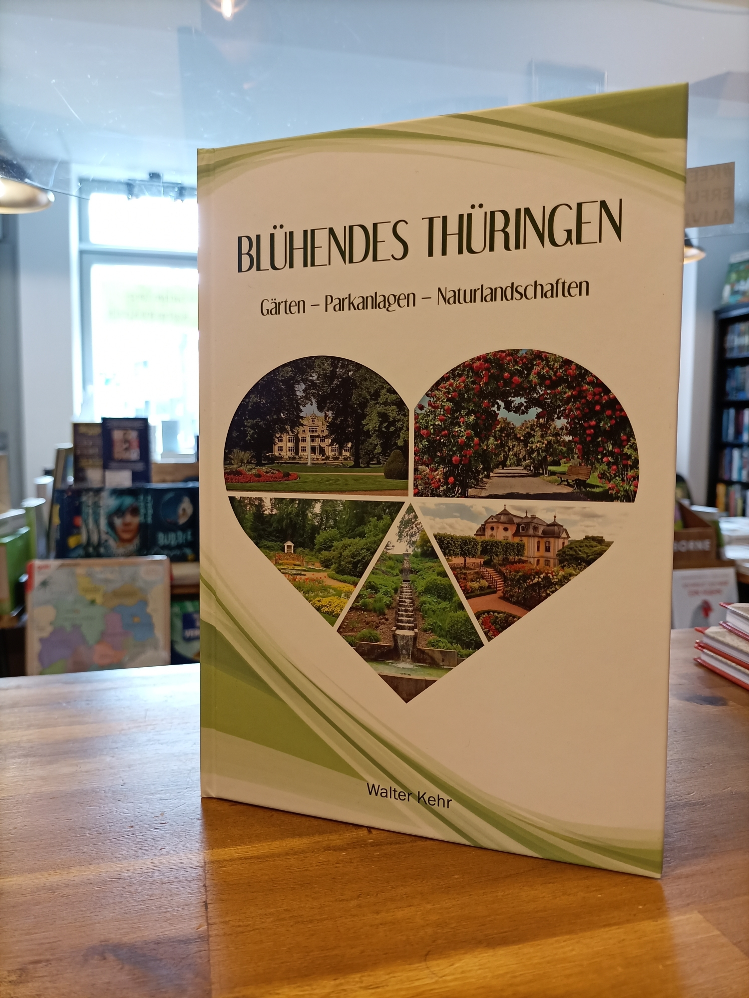 Blühendes Thüringen - Cover